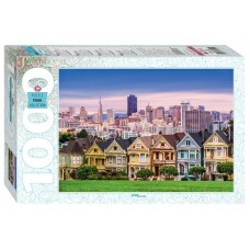 Step Puzzle 1000 - San Francisco
