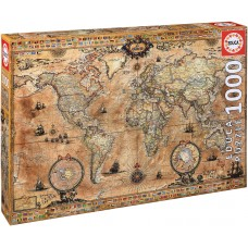 Educa 1000 - Ancient World Map