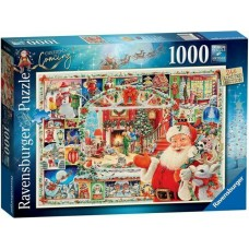 Ravensburger 1000 - Christmas is coming