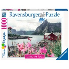 Ravensburger 1000 - Lofoten, Norway