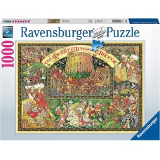 Ravensburger 1000 - The merry wives of Windsor