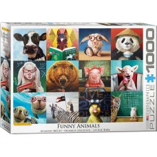Eurographics 1000 - Funny animals