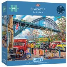 Gibsons 1000 - Newcastle