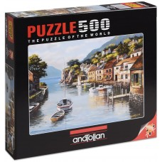 Puzzle Anatolian 500 - Righteous Houses, Sung Kim