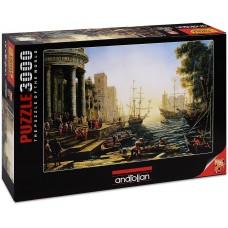 Anatolian 3000 - Port, Claude Loren