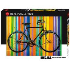 Heye 1000 - Again Free, Bike Art