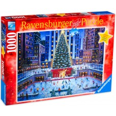 Ravensburger 1000 - Christmas Tree in New York