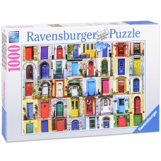 Ravensburger 1000 - Doors