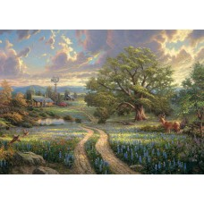 Schmidt 1000 - Life in the Land, Thomas Kincaid
