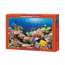 Castorland  1000  - Corals and fish