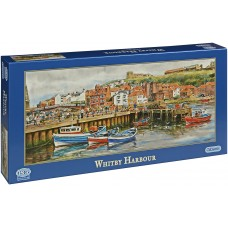 Gibsons 636 - The Whitby harbor, John Wood