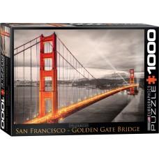 Eurographics 1000 - Golden Gate Bridge, San Francisco