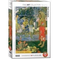 Eurographics 1000 - Hello Maria, Paul Gauguin