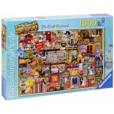 Ravensburger 1000 - Craft cabinet