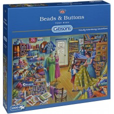 Gibsons 1000 - Buttons and Beads, Tony Ryan