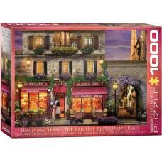 Eurographics 1000 - Au Chapeau Rouge Restaurant, David McLean