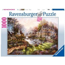 Ravensburger 1000 - Morning Beauty, Klaus Scrumbel