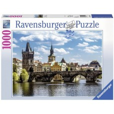 Ravensburger 1000 - Charles Bridge