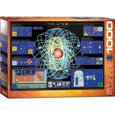Eurographics 1000  - The atom