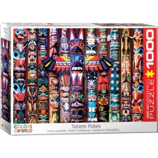 Eurographics  1000  - Canadian totems