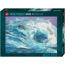 Heye  2000  - Wave Map, Matthew Kuzeek