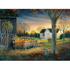SunsOut  1000 - Pumpkin Harvest, Sam Tim