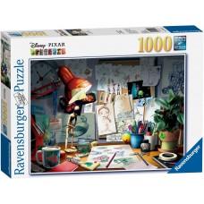Ravensburger  1000  - The Artist's Bureau