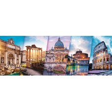 Trefl  500 - Travel Italy