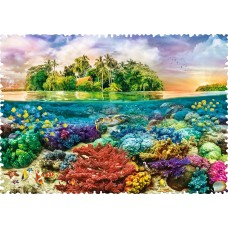 Trefl  600 - Tropical island