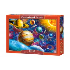 Castorland  1000  - The Odyssey of the Solar System