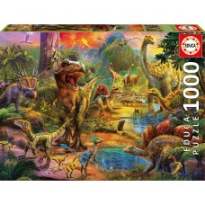 Educa 1000 - Dinosaur Land