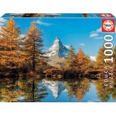 Educa 1000 - Matterhorn Peak in the fall