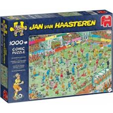 Jumbo 1000 - Women's football, Jan van Haasteren