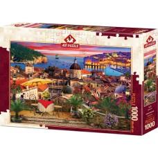 Art Puzzle 1000 - Dubrovnik, Croatia