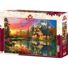 Art Puzzle 2000 - Four Seasons