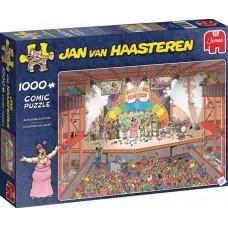 Jumbo 1000 - Art Market, Jan van Haasteren