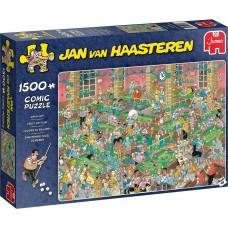 Jumbo 1500 - Chalk Up, Jan van Haasteren