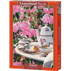 Castorland 1000 - Breakfast time