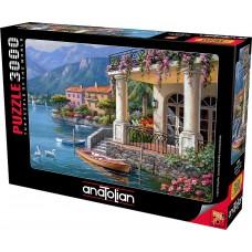 Anatolian 3000 - Villa on the bay, Sung Kim